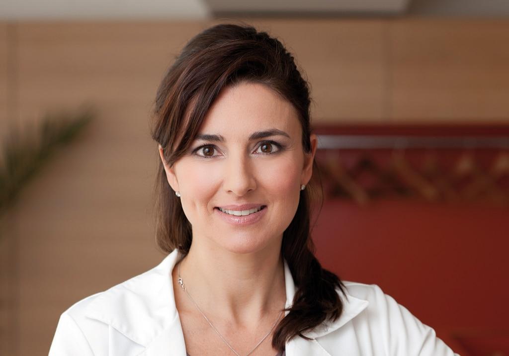 Portrait Univ. Prof. Dr. Irene Ruhswurm